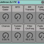Jethroe DJ FX